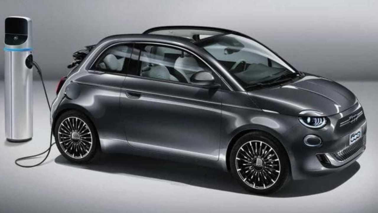 2021 Fiat 500e