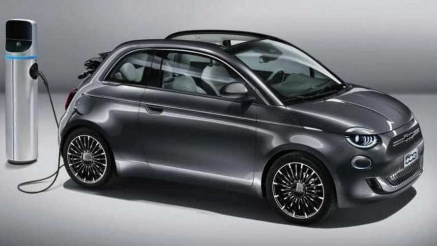 New Fiat 500e Images Leaked Ahead Of Official Debut