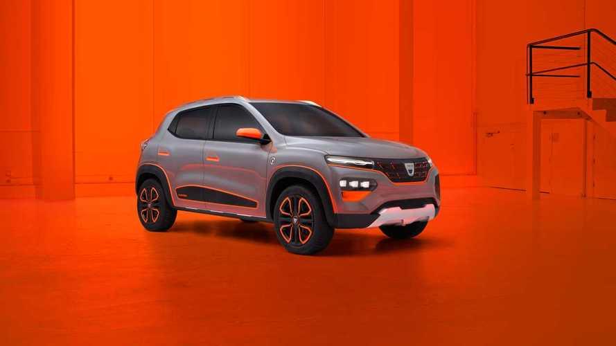 Dacia Spring, ci siamo: l'elettrica low cost debutterà il 15 ottobre