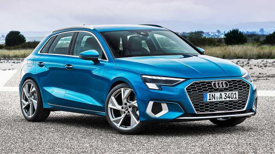 Nuova Audi A3 Sportback, così cambia fuori e dentro