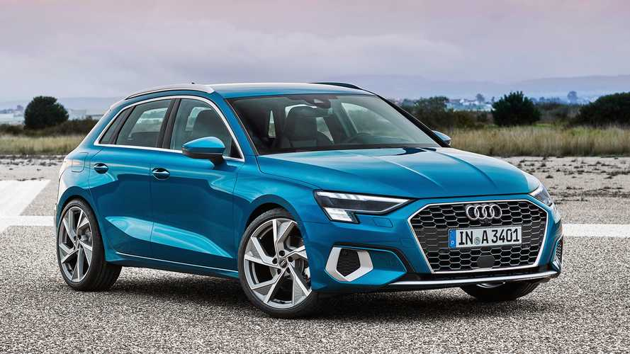 2021 Audi A3 Sportback Debuts With Posh Design, All-New Interior