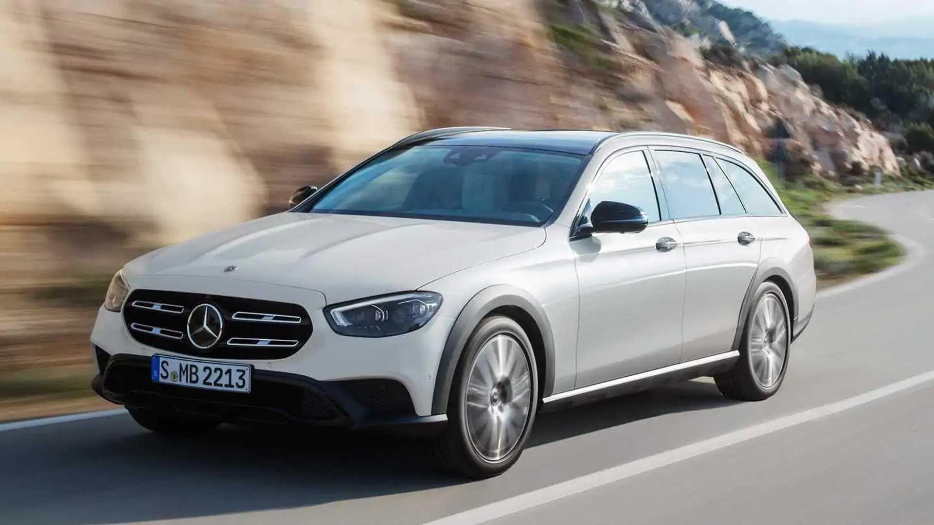 Mercedes-Benz Clase E Restyling (2020) 5
