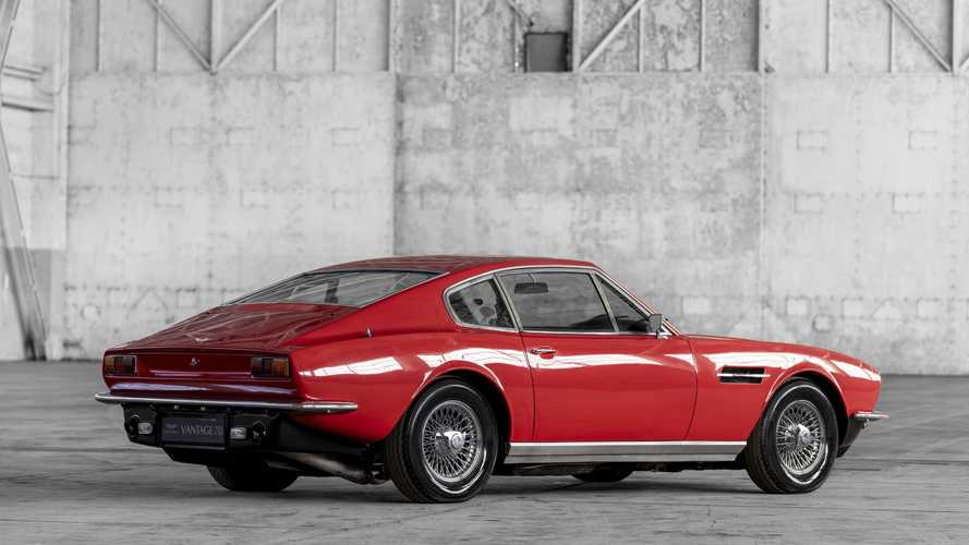 70 years of the Aston Martin Vantage
