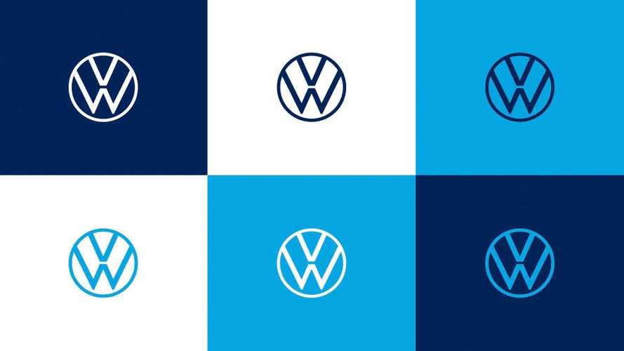Új Volkswagen Logo