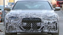 BMW 4 Series Coupe Spy Shots