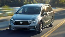 2021 honda odyssey refresh debut
