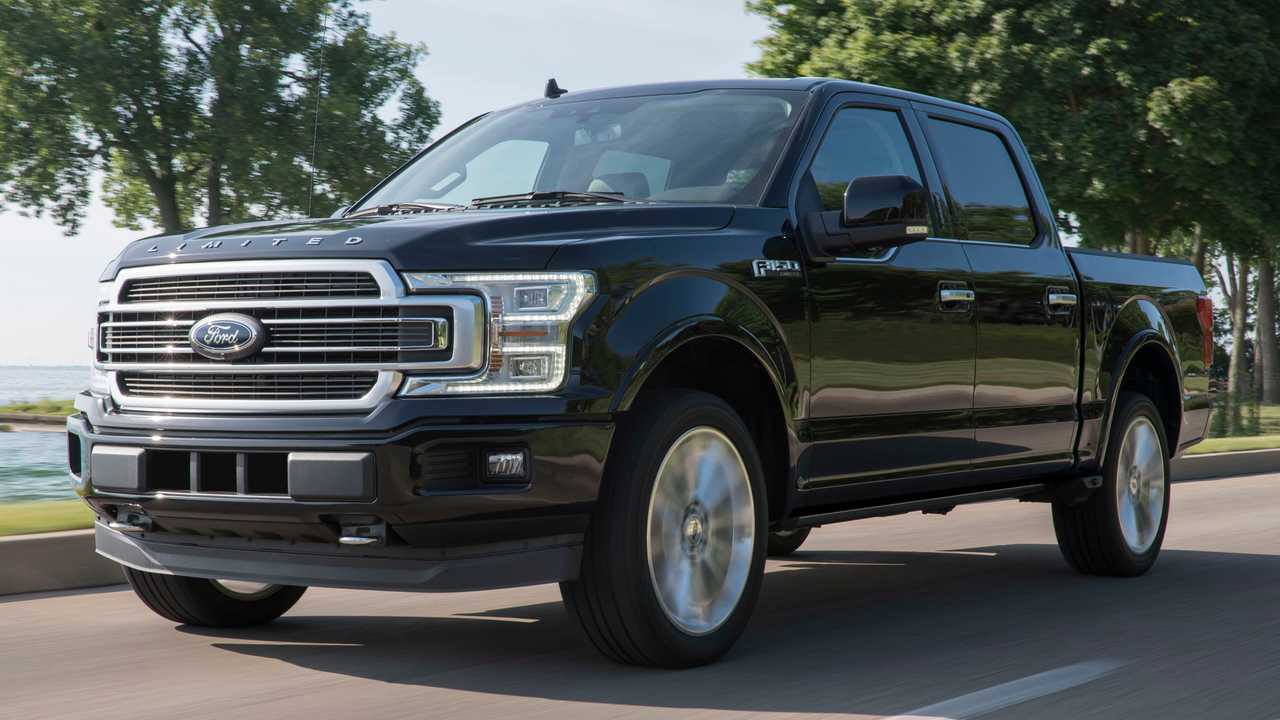 1. Ford F-Series: 32 States