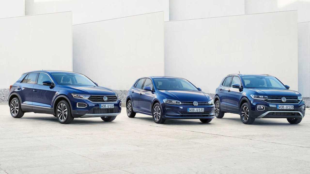 VWs United-Sondermodelle