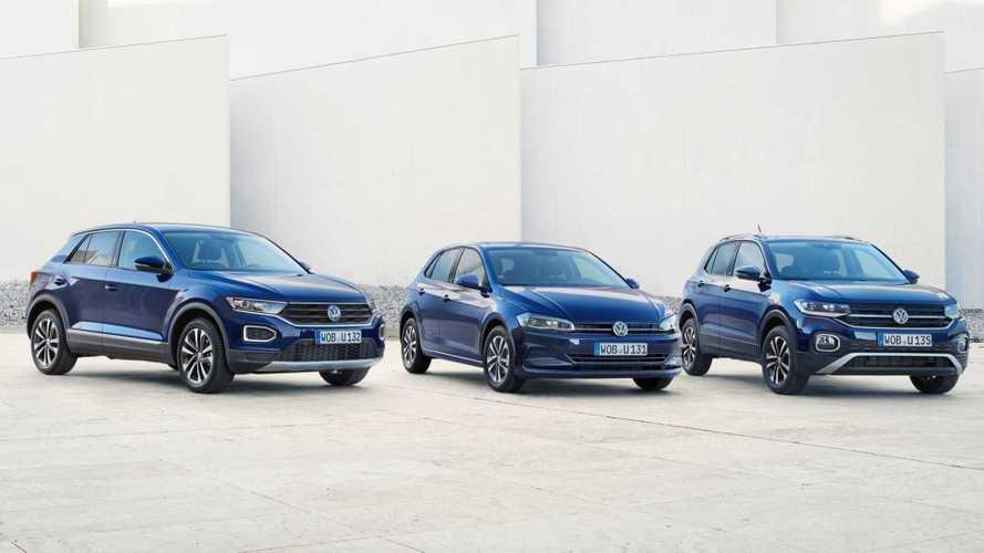 """Volkswagen: """"United""""-Sondermodelle für das Jahr der Fußball-EM"""