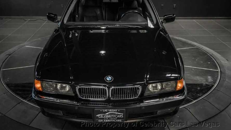Tupac's 1996 BMW 750Li