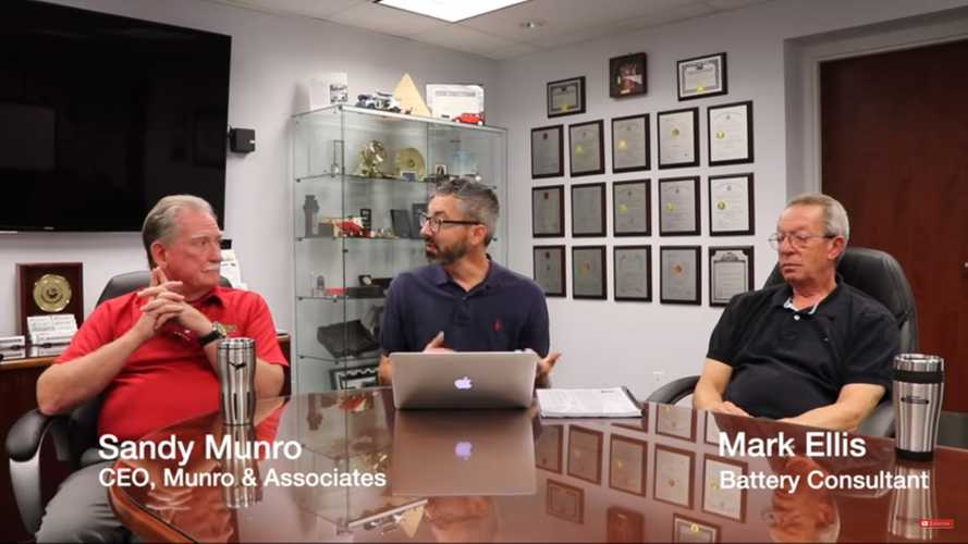 Sandy Munro Talks To Sean Mitchell About Tesla And Detroit Differences