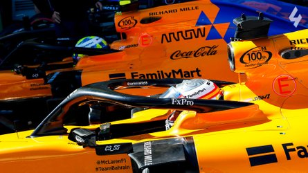 McLaren planning 'massive departure' with its new F1 simulator