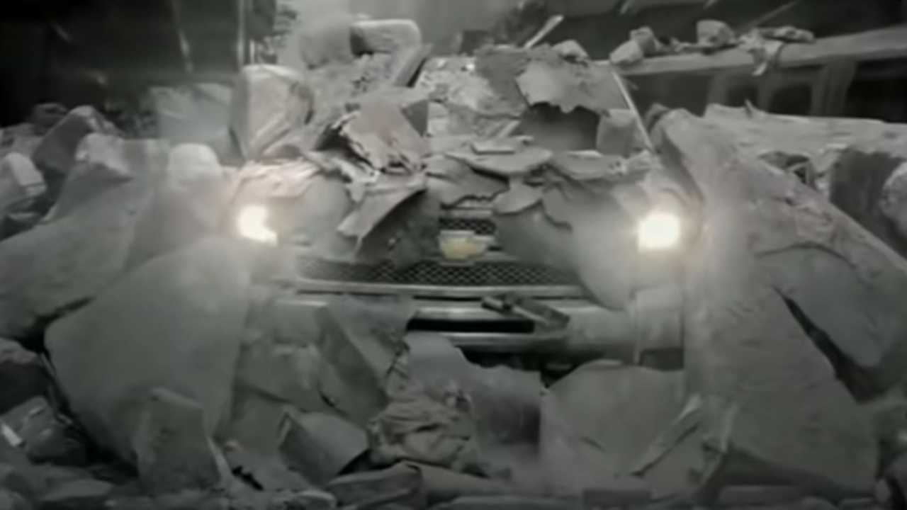 Chevy Scorches Ford In 2012 Super Bowl Commercial