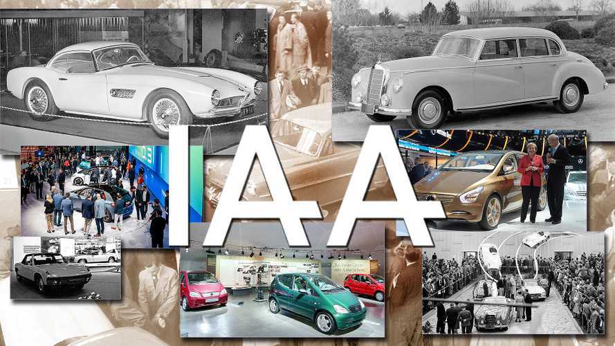 IAA in Frankfurt: Ein Rückblick in Bildern
