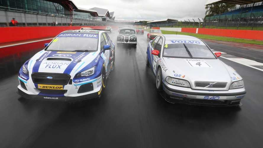 Video: sideways with BTCC legend Anthony Reid