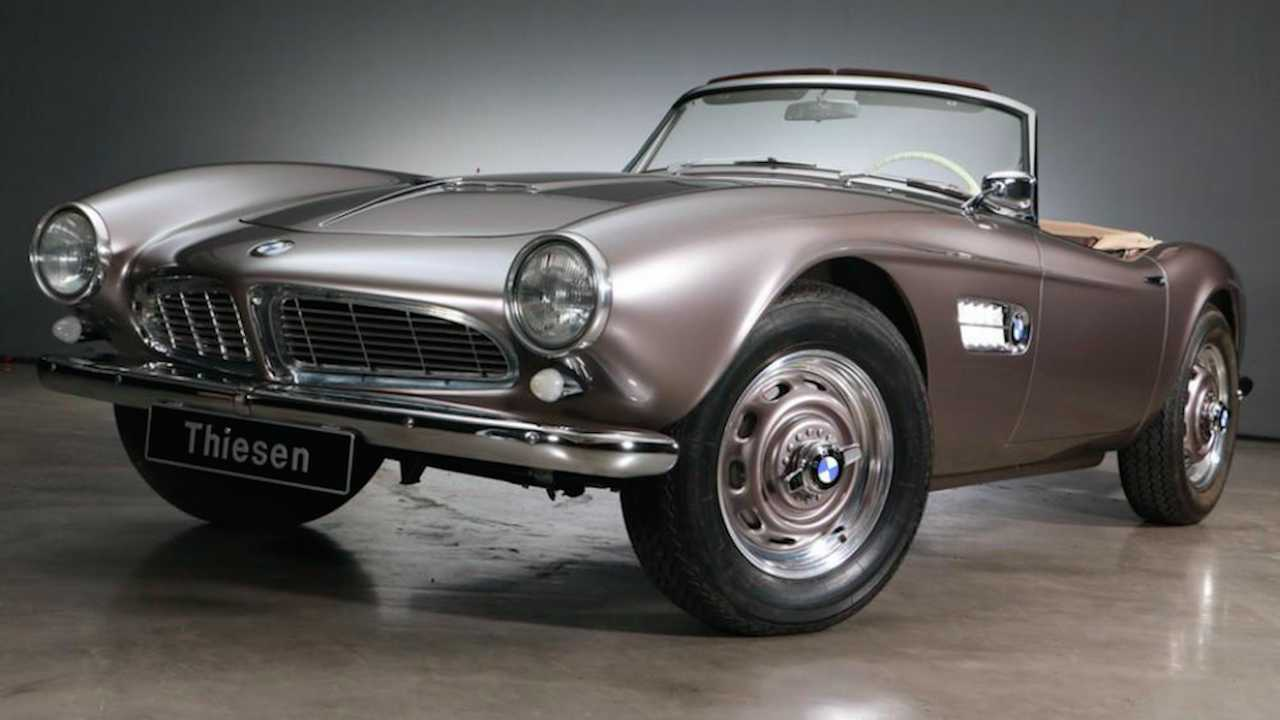 Classifieds Hero: 1959 BMW 507