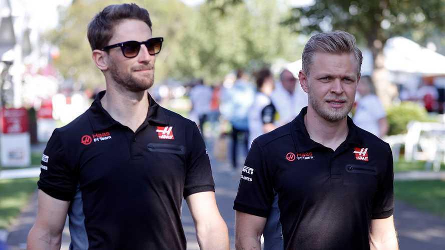 """Brown: """"I piloti Haas mi innervosiscono. I nostri? Sono corretti"""""""