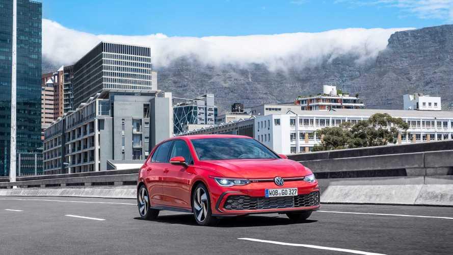 «Восьмой» VW Golf GTI: новые подробности