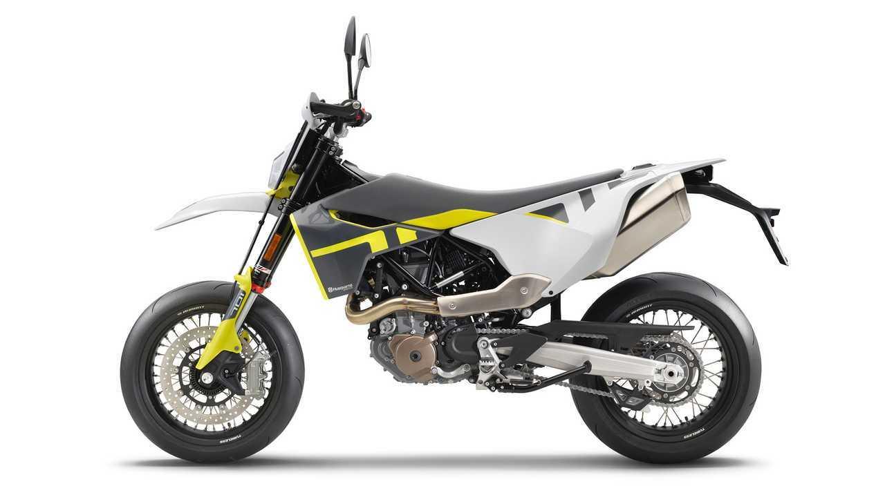 2020 Husqvarna 701 Supermoto