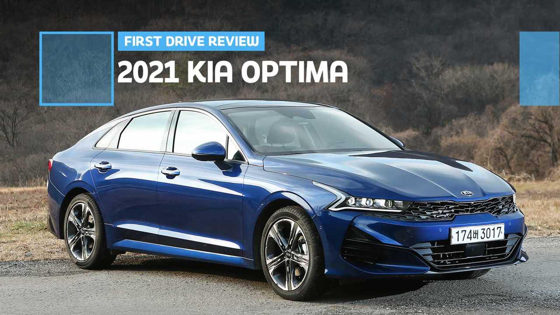2021 Kia Optima Hybrid Performance and New Engine