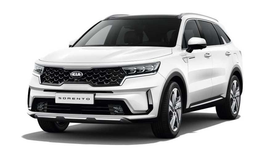 KIA Sorento 2020: así luce el nuevo SUV coreano