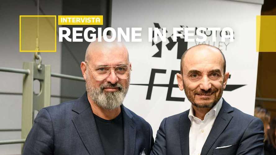 """Bonaccini: """"La Motor Valley è una questione internazionale"""""""
