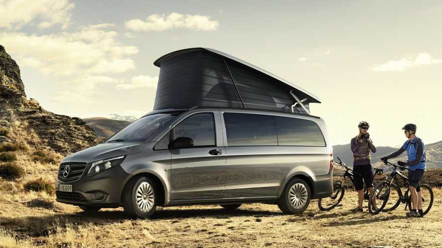 Mercedes Marco Polo Activity: Update für Campingmobil auf Vito-Basis