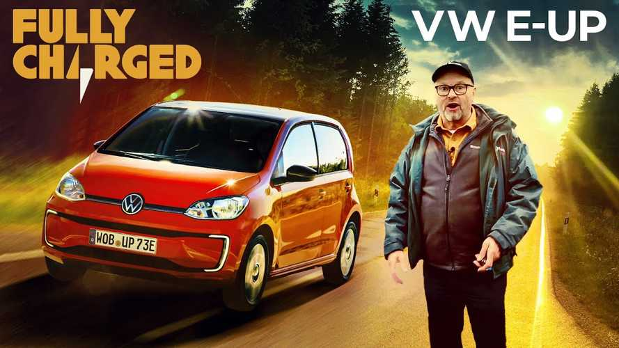 New Volkswagen e-up! Featured In Fully Charged: Video