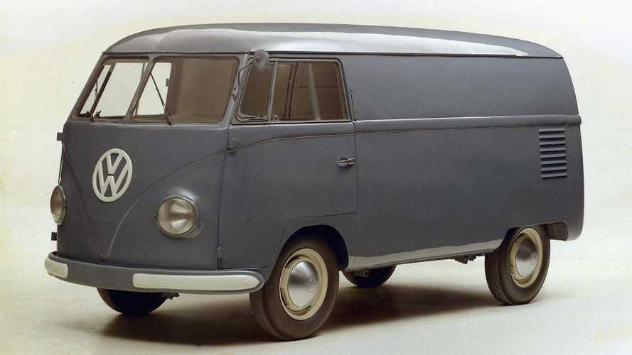 70 Jahre VW Bulli: Ein Rückblick in Bildern