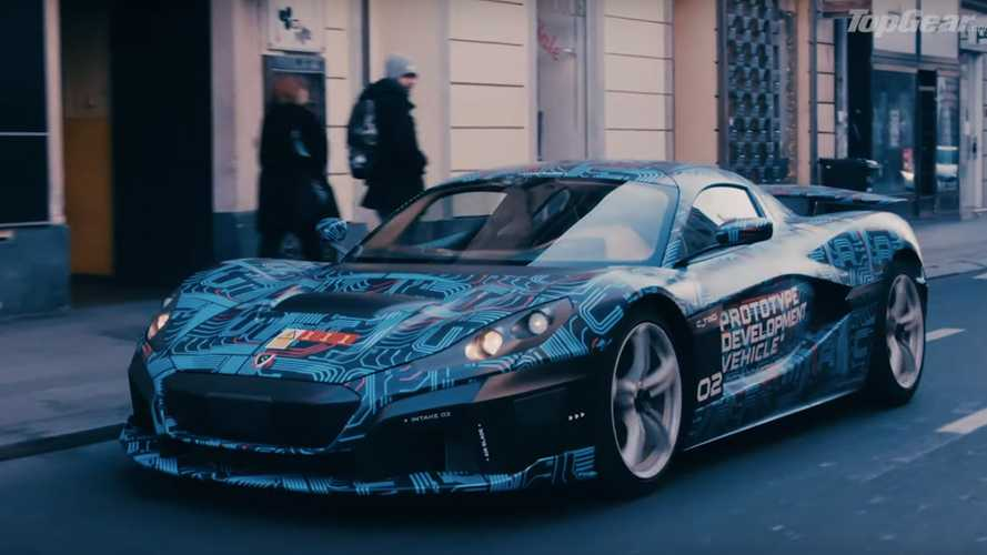 Watch Rimac C_Two Prototype Drive, Plus Company Founder Interview