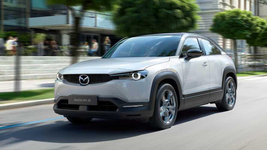 Mazda MX-30: Preise beginnen bei 33.490 Euro