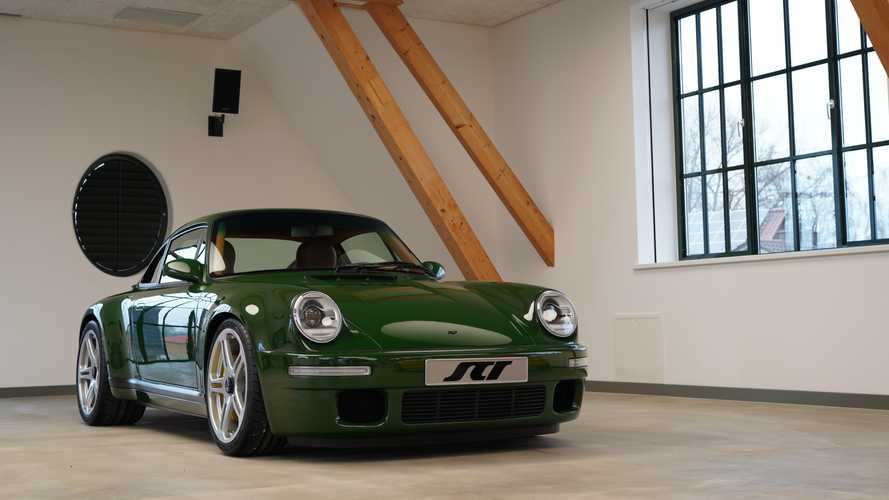 Ruf SCR first production model