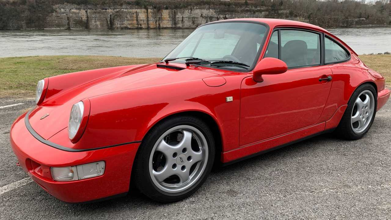 Drive This Extremely Rare 1992 Porsche Carrera RS