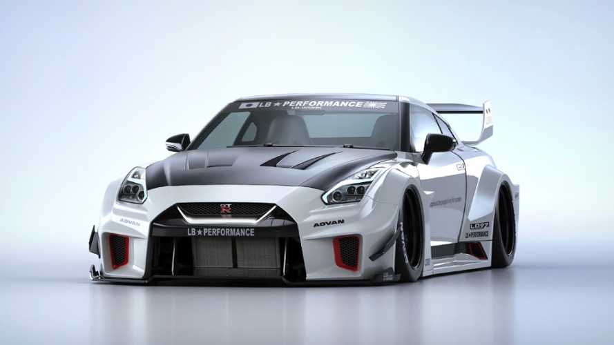 Liberty Walk wants to sell you a £52,300 Nissan GT-R… body kit