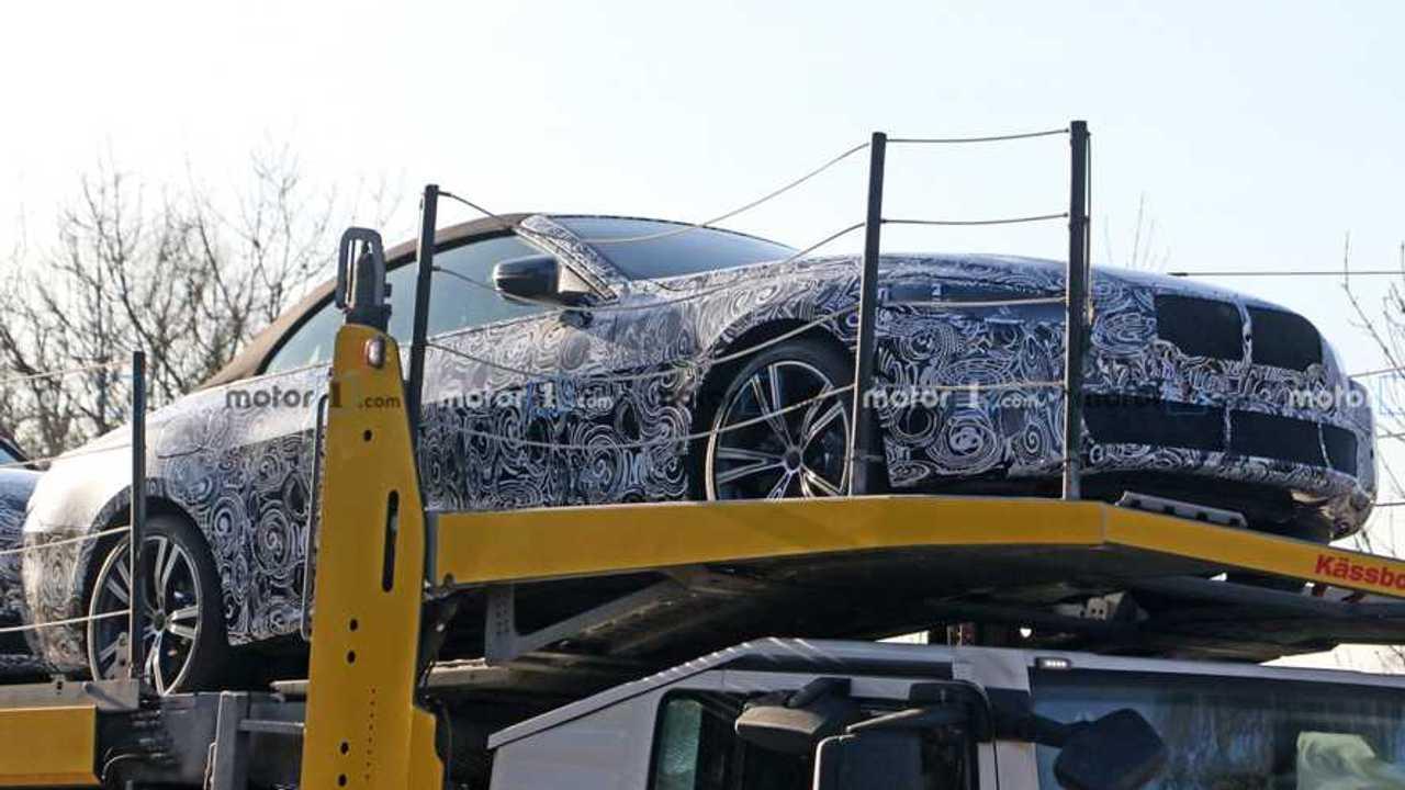 BMW 4 Serisi Cabrio casus fotoğraf
