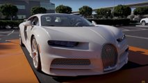 Manny Khoshbins Bugatti Chiron Hermes Edition