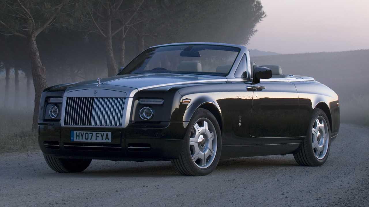 Эдди Мёрфи - Rolls-Royce Phantom Drophead Coupe