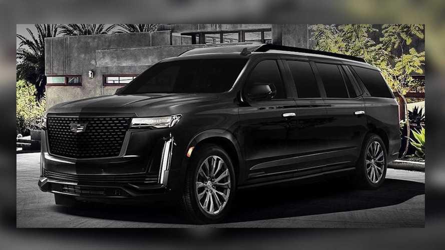 2021 Cadillac Escalade ESV Not Big Enough? Lexani Has An Idea