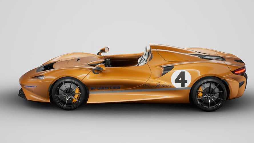 McLaren Elva by MSO inspired by the 1967 M6A Can-Am race car