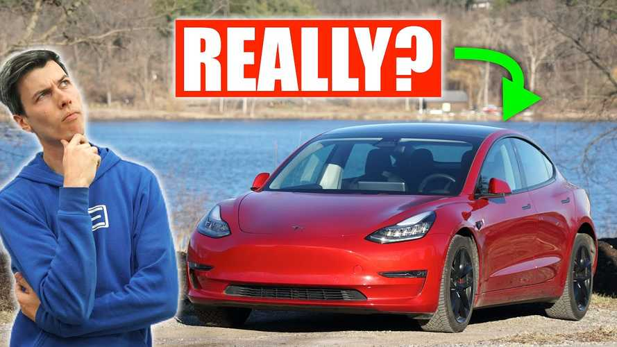 Engineering Explained calculates how efficient a Tesla really is