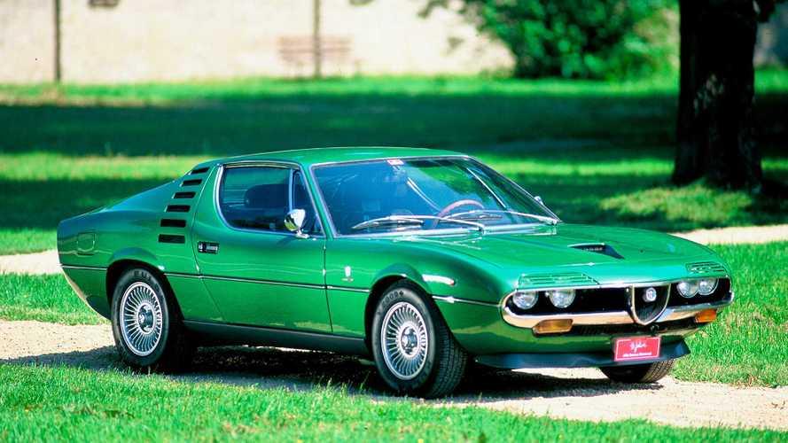 Alfa Romeo Montreal (1970-1977)