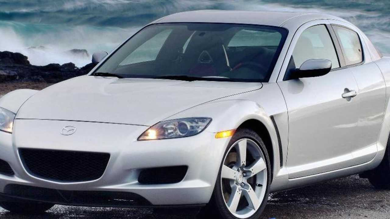Mazda RX-8 Buying Guide