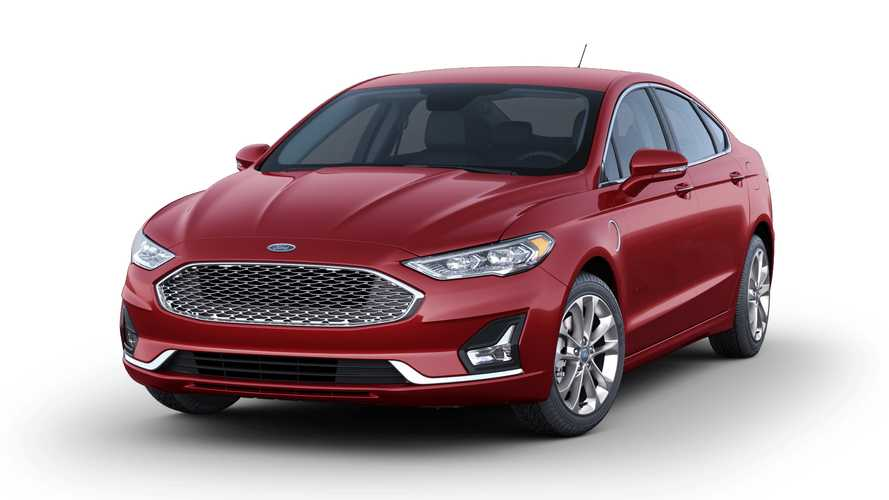 Ford Fusion Is Still Alive And Available With A $5,000 Discount