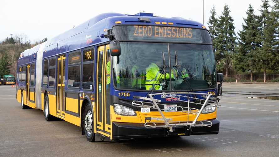 King County Metro To Purchase Up To 120 Xcelsior CHARGE Buses