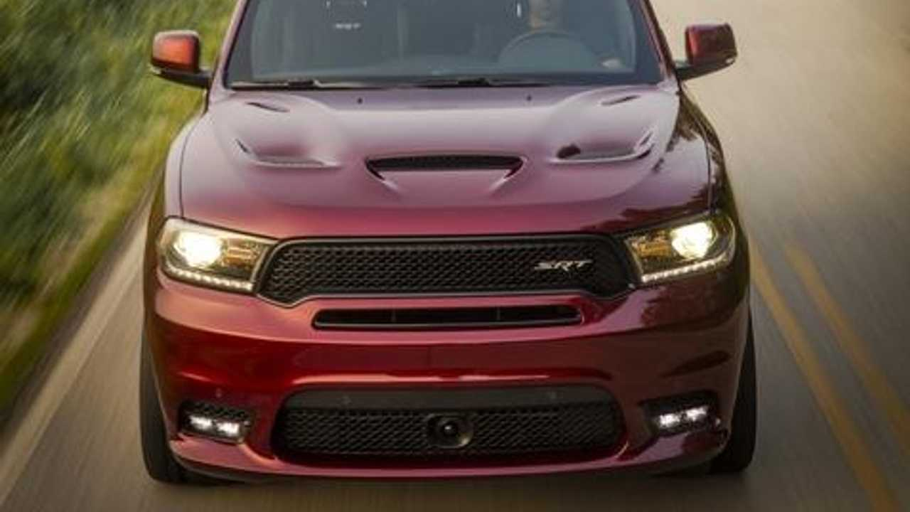 Dodge Durango Srt Gets New Stripes For 2020 Will Debut In Chicago