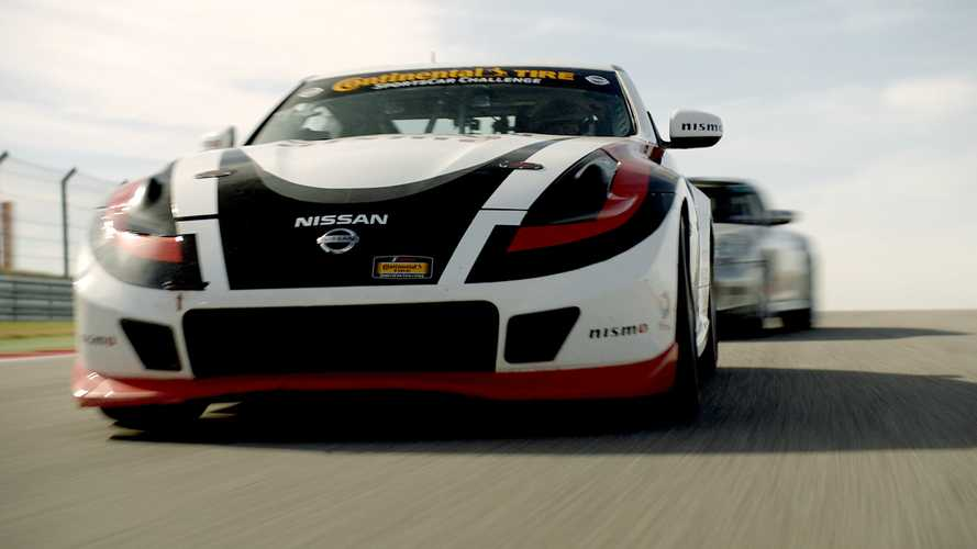 Nissan Paid Tribute To Motorsports In This 2015 Super Bowl Commercial