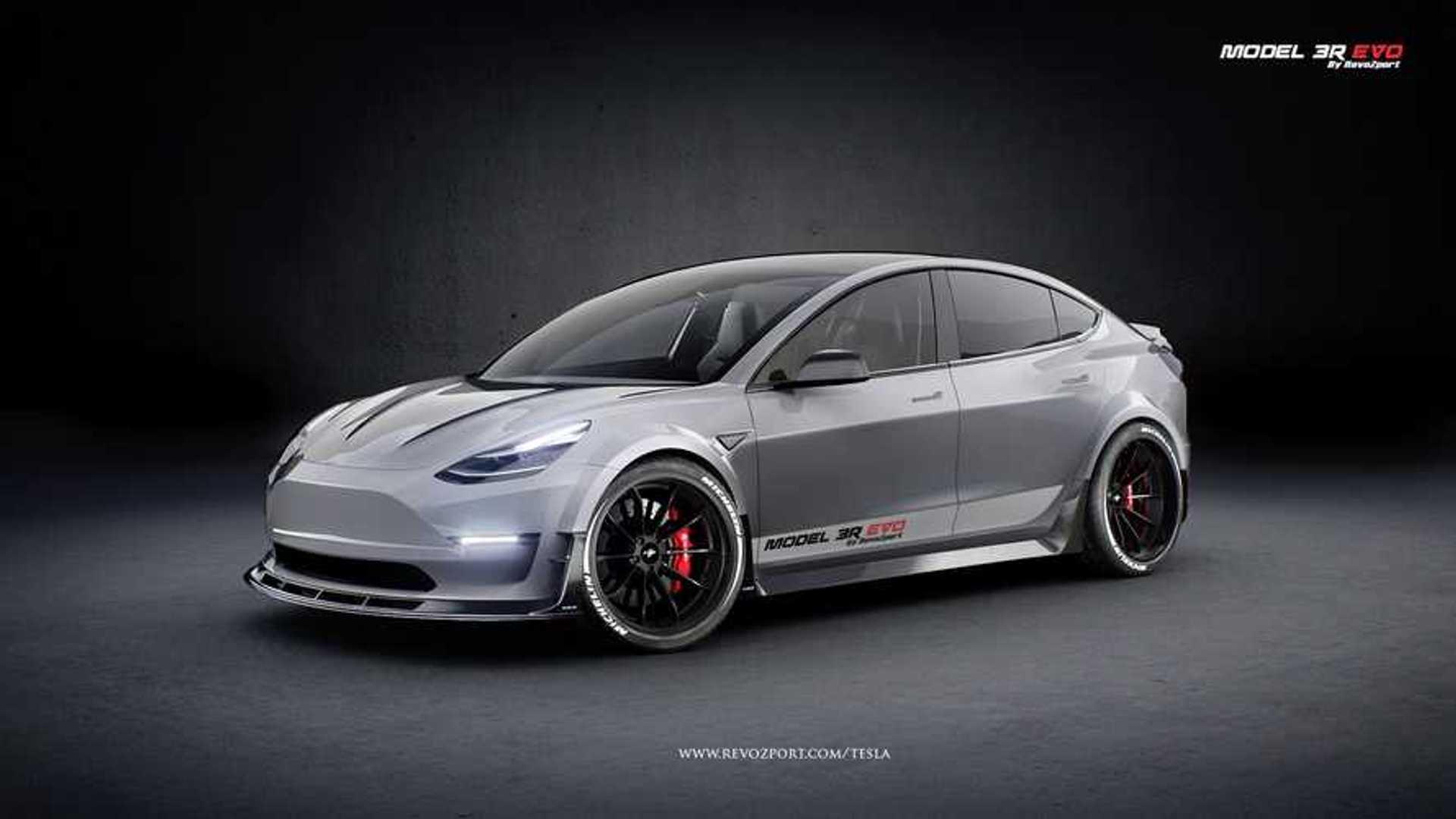 22+ Tesla Model 3 Images