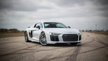Hennessey Audi R8 HPE900 Twin Turbo Upgrade