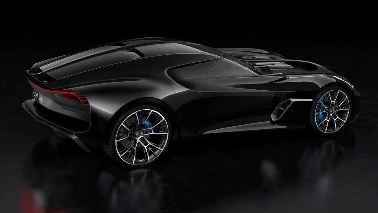 Bugatti'nin gizli konsept modelleri