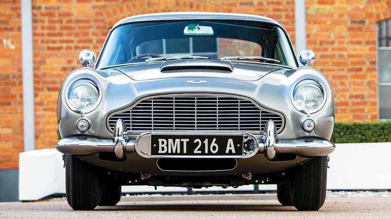 Aston Martin, le 10 più costose